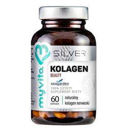 Silver Pure 100% Kolagen Beauty 60 kaps.