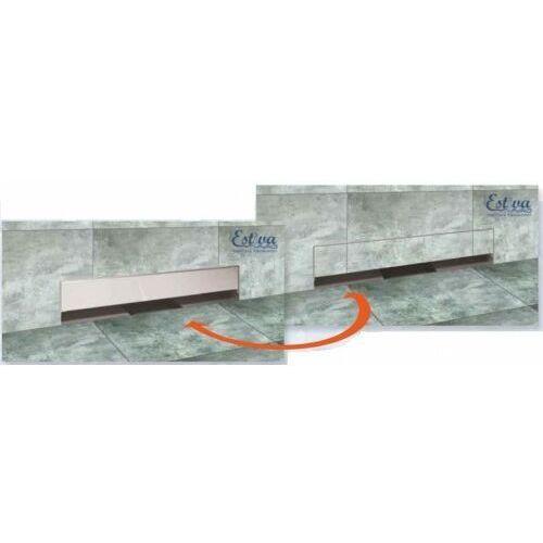 Estiva Odwodnienie odpływ liniowy ścienny 40cm odl004