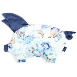 Podusia Sleepy Pig - Iris Sorbet - Harvard Blue - La Millou - Velvet Collection
