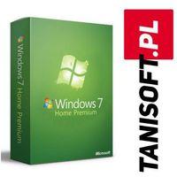 Systemy operacyjne, Windows 7 Home Premium Polska wersja językowa! / szybka wysyłka na e-mail / Faktura VAT / 32-64BIT / WYPRZEDAŻ
