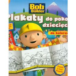 Bob Budowniczy Plakaty do kolorowania - Schwager & Steinlein Verlag