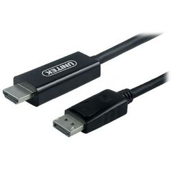 Unitek konwerter Displayport - HDMI 1.8m Y-5118CA