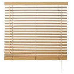 Żaluzja drewniana Colours Cana 120 x 180 cm jasna