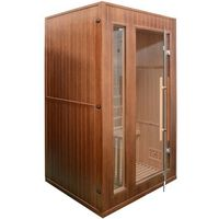 Sauny, Sauna fińska z piecem E2
