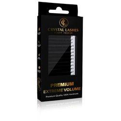 Paletka Rzęs Extreme Volume PREMIUM - Rozmiary - 20 Pasków Rzęsy Matowe