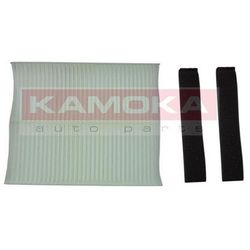 Filtr, wentylacja przestrzeni pasażerskiej KAMOKA F411901