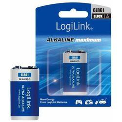 LogiLink Bateria alkaiczna 9V 6LR61