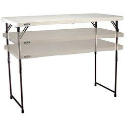 Półkomercyjny stół składany w pół LifeTime 4428