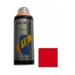 Lakier w sprayu PLATINUM 400 ml Czerwony Połysk DUPLI COLOR