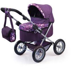 Bayer Design Trendy - wózek dla lalek 2016, ciemnofioletowy