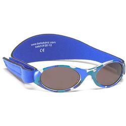 Okulary przeciwsłoneczne dzieci 2-5lat UV400 BANZ - Blue Camo