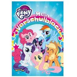 My Little Pony - Mein Vorschulblock Hasbro