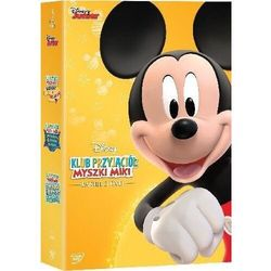 Klub przyjaciół myszki Miki (DVD)