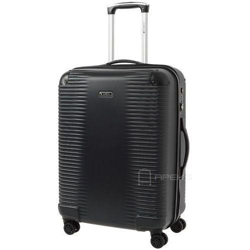 Torby i walizki, Gabol Balance walizka średnia 66cm / Grey - Grey ZAPISZ SIĘ DO NASZEGO NEWSLETTERA, A OTRZYMASZ VOUCHER Z 15% ZNIŻKĄ