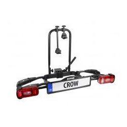 Składany bagażnik na rowery EUFAB CROW, uchwyt na hak