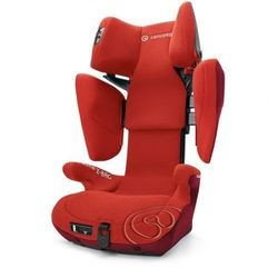 CONCORD Fotelik 15-36kg TRANSFORMER X-BAG Tomato red