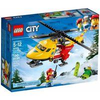 Helikoptery dla dzieci, City Helikopter medyczny
