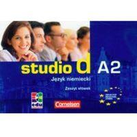 Książki do nauki języka, Studio d A2 zeszyt słówek (opr. miękka)