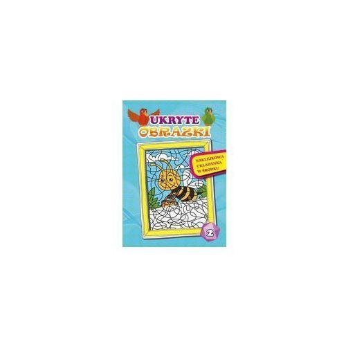 Książki dla dzieci, Ukryte obrazki 2 - Praca zbiorowa (opr. miękka)