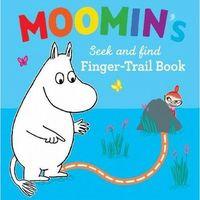 Książki dla dzieci, Moomin's Seek and Find Finger-Trail book (opr. twarda)