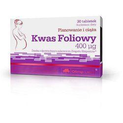 OLIMP Kwas foliowy 400 mcg x 30 tabletek