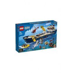 Statek badaczy oceanu LEGO® City 2Y41AS Oferta ważna tylko do 2031-09-07