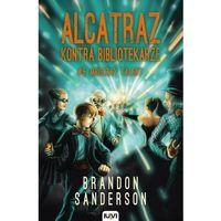 Książki fantasy i science fiction, Alcatraz kontra Bibliotekarze. Tom 5. Mroczny talent (opr. broszurowa)