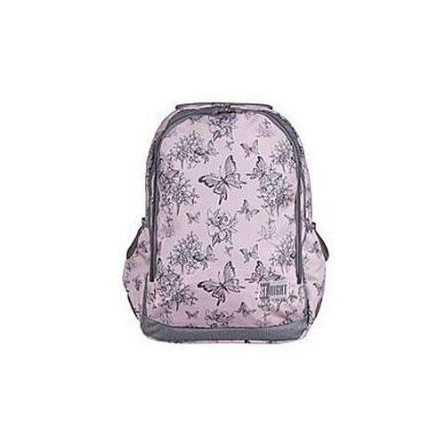 Tornistry i plecaki szkolne, ST.RIGHT Plecak szkolny 2 komory Butterflies 2019