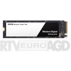 WD Black 500GB PCIe x4 NVMe