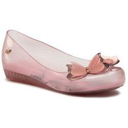 Baleriny MELISSA - Mini Melissa Ultragirl Fly Inf 33280 Glitter Pink/Pink 52854