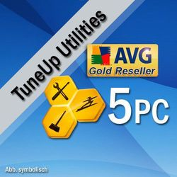 AVG PC TuneUp 2018 5PC 2 Lata