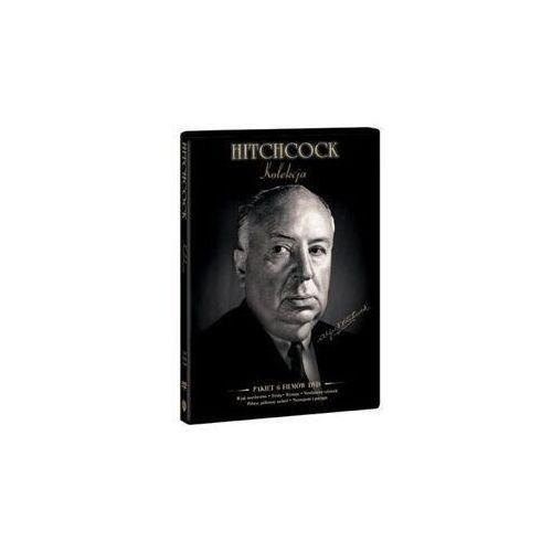 Pakiety filmowe, Alfred Hitchcock. Kolekcja (6 DVD) (Płyta DVD)