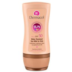 Dermacol Sun Kids Milk SPF50 preparat do opalania ciała 200 ml