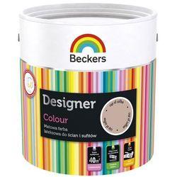 Beckers Farba Lateksowa Designer Colour Cup Of Coffee 2,5L