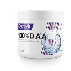 Kwas D - Asparaginowy DAA w proszku 100% D.A.A. 200g OstroVit