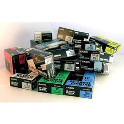 Taśma do drukarek Casio, 24 mm x 8 m, taśma biała tekst czarny, XR-24WE - Super Cena - Autoryzowana dystrybucja - Szybka dostawa - Porady - Wyceny - Hurt