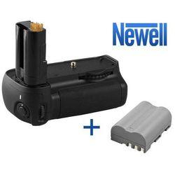 Battery pack NEWELL MB-D80 / D80N do Nikon D80 D90 + akumulator EN-EL3e