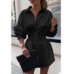 Koszula damska AMELIA BLACK