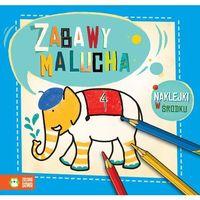 Książki dla dzieci, Zabawy malucha cz.4 (opr. broszurowa)