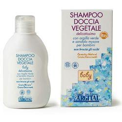 Łagodny szampon do mycia ciała i włosów dla dzieci i niemowląt