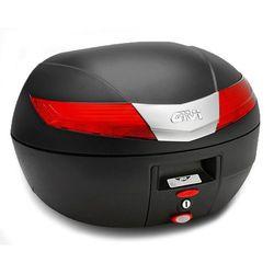 Kufer Givi V40N (czarny, 40 litrów, czerwone odblaski)