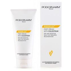 Podopharm PODOFLEX FOOT CREAM WITH COLOSTRUM Krem do stop z kolostrum (75 ml)