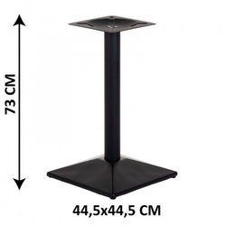 Podstawa stolika SH-4002-6/B, (stelaż stolika), kolor czarny