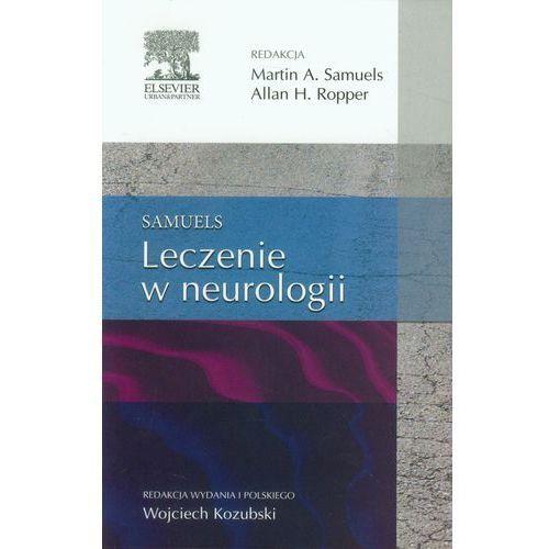 Książki medyczne, Leczenie w neurologii (opr. miękka)