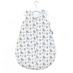 Śpiworek do spania niemowlęcy Bubble Premium - Kic Kic
