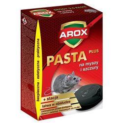 Stacja deratyzacyjna Agrecol z pastą na myszy 100 g