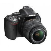 Lustrzanki cyfrowe, Nikon D5200