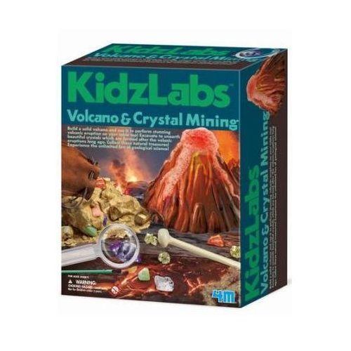 Gry dla dzieci, Russell Wulkan i Kopalnia 5532