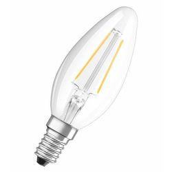 Żarówka LED OSRAM 4052899400313, E14, 1.2 W = 15 W, 136 lm, 2700 K, ciepła biel, 230 V, 15000 h, 1 szt.