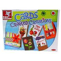 Kreatywne dla dzieci, Karty Okazjonalne Zestaw kreatywny - Toy Kraft
